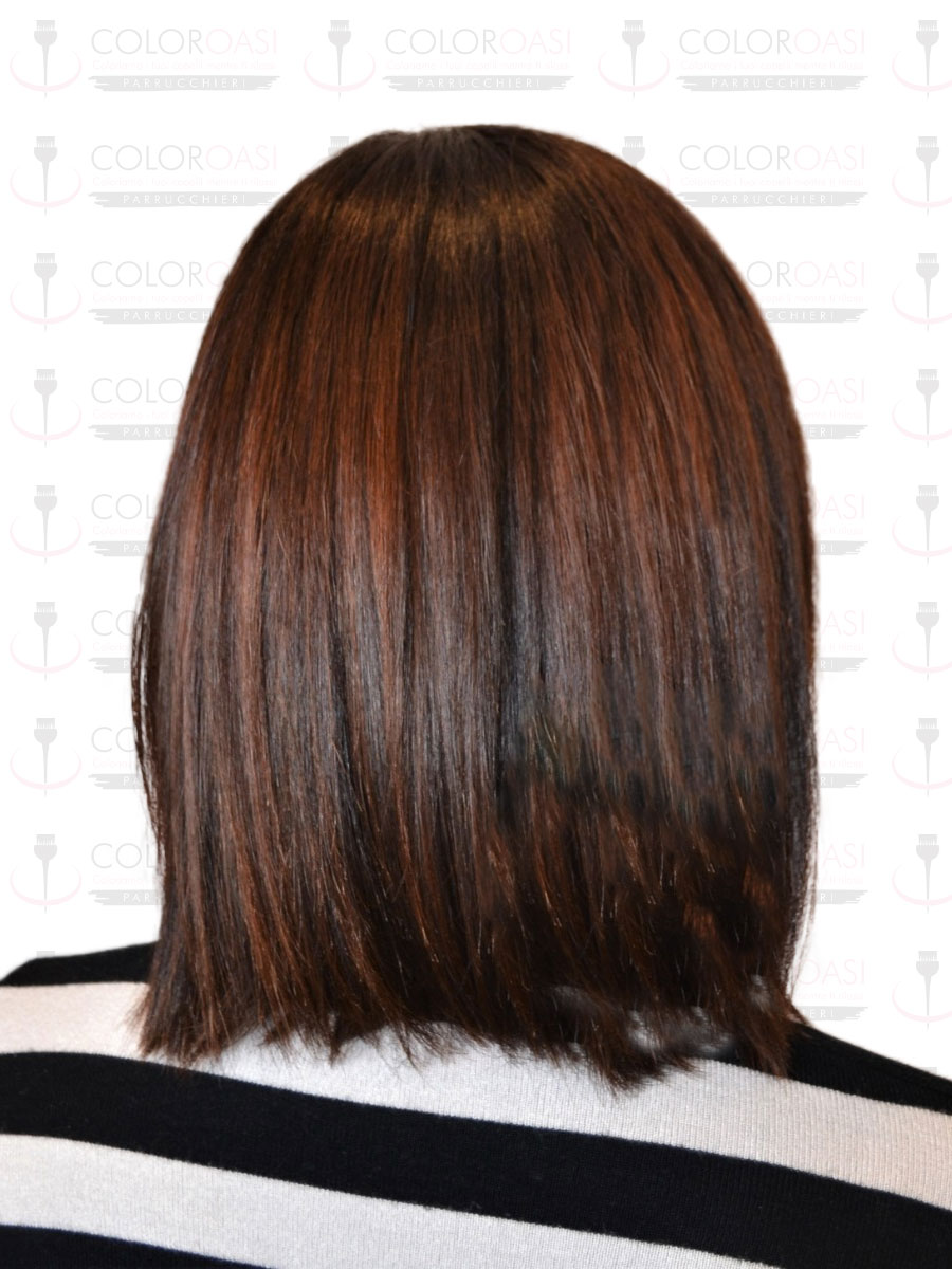 colorare i capelli